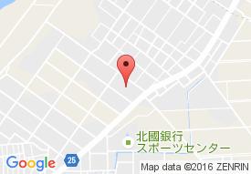 つるべ荘の地図