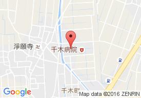 千木町ケア・センターの地図