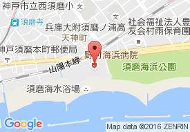 医療法人一高会 野村海浜病院の地図