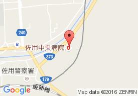 医療法人聖医会 佐用中央病院の地図