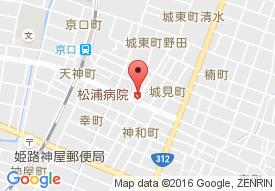 医療法人松浦会 松浦病院の地図