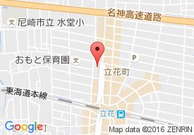 立花病院 (指定介護療養型医療施設)の地図