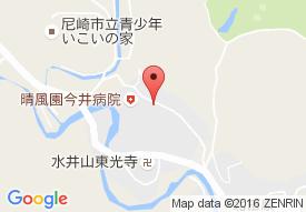 医療法人 晴風園 今井病院の地図