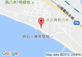 パーマリィ・イン明石の地図