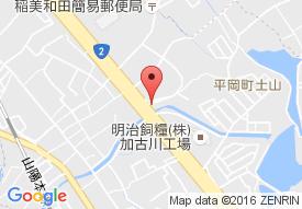 医療法人社団仙齢会 いなみ野病院の地図