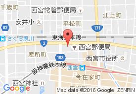 高橋内科循環器科クリニックの地図
