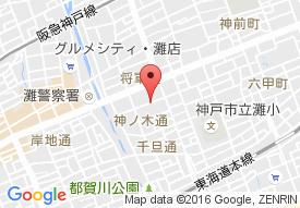 医療法人愛和会 金沢病院の地図