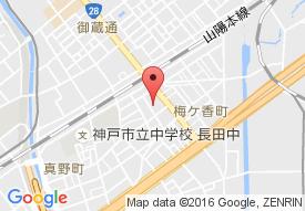 医療法人社団積善会 兵庫病院の地図