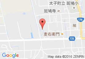 医療法人 味木会 太子病院の地図