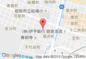 介護付有料老人ホームサンライフさくらひめじの地図