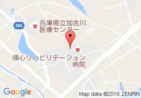 介護老人保健施設 白寿苑の地図