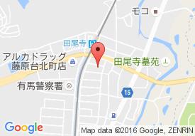 老人保健施設 桃源の郷の地図