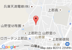 介護老人保健施設  高嶺の郷の地図