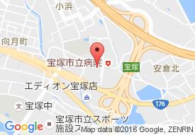 介護老人保健施設ステップハウス宝塚の地図