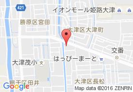 ふるさとのたより姫路の地図