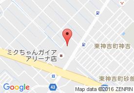 介護老人保健施設 ハイムゾンネ宝寿苑の地図