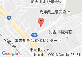 老人保健施設 緑寿苑の地図