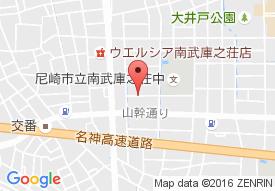 介護老人保健施設 武庫之荘の地図