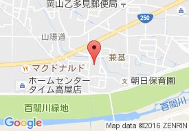 そんぽの家 東岡山(旧名称:コミュニティホーム アミーユ東岡山)