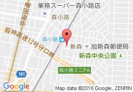 あいデイサービスセンターの地図