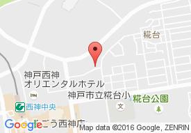 サニーライフ 神戸の地図