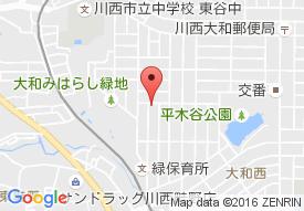 福寿の家デイサービスの地図