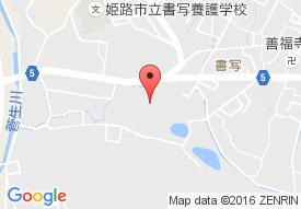 デイサービスリゾート 杣緑の地図