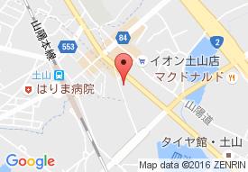 はるかの郷の地図