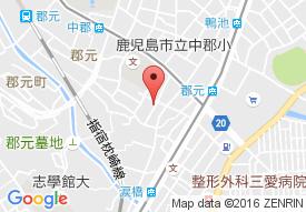 アプリシエイション たもんの地図