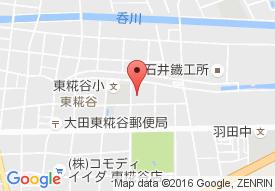 SOMPOケア ラヴィーレ羽田(旧名称:レストヴィラ羽田)の地図