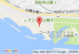 ザ・レジデンス神戸舞子の地図