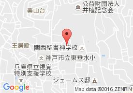 介護付有料老人ホーム 美波ホールの地図
